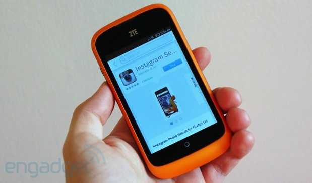 DNP ZTE Open review Firefox OS gets off to a modest but promising start