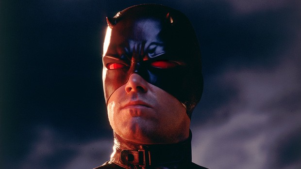 Marvel's giving Daredevil another shot, this time with more Netflix and (hopefully) less Affleck