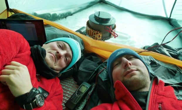 DNP What to pack for a long, lonely trek across the Antarctic