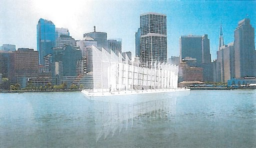Heres what Googles mystery barge is going to look like