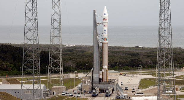 Watch NASA launch its Maven mission to Mars at 1100am video