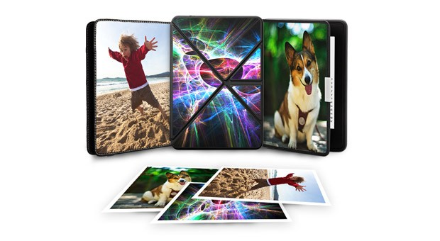 Personalize your Kindle cover or skin with vacation photos at no additional cost