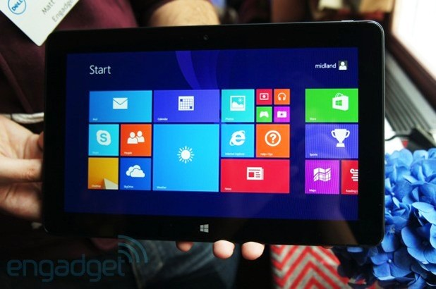 Dell's Venue 11 Pro tablet launches in the US, starting at $500