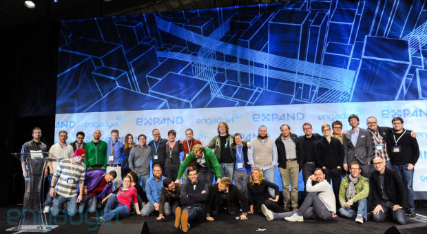 Engadget Expand NY 2013 in pictures
