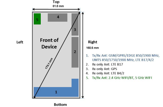 LG G Flex appears on the FCC