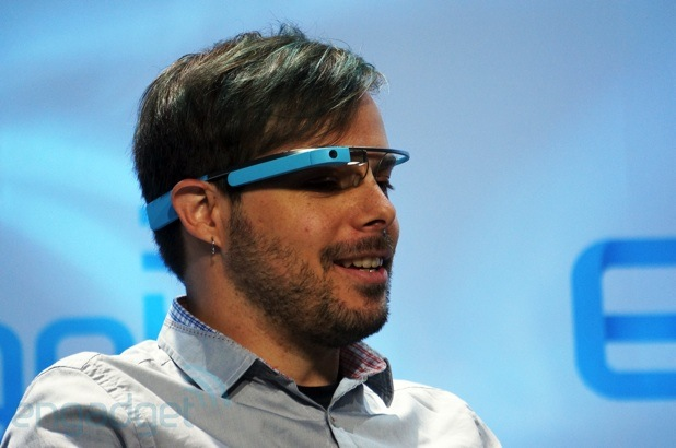 Google's Timothy Jordan Glass is a fundamental shift in interface technology