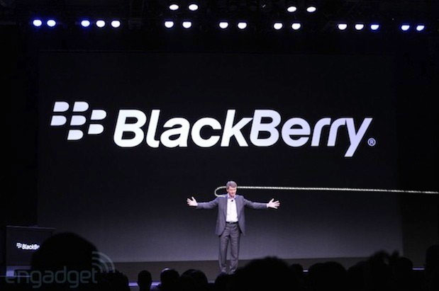 BlackBerry abandons $47 billion rescue deal and replaces CEO Thorsten Heins
