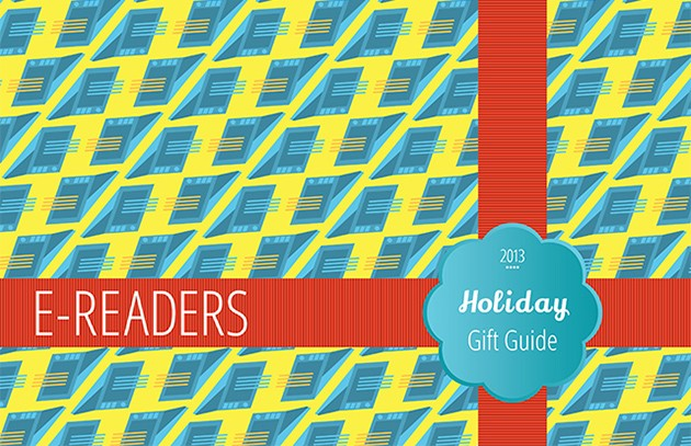 Engadget's 2013 Holiday Gift Guide Ereaders
