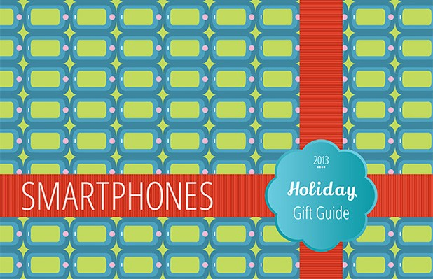 Engadget's Holiday Gift Guide 2013 Smartphones
