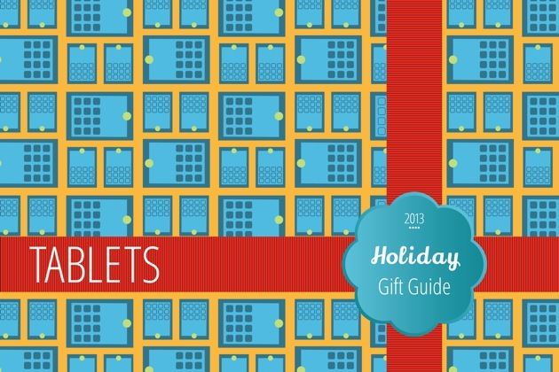 Engadget's Holiday Gift Guide 2013 Tablets