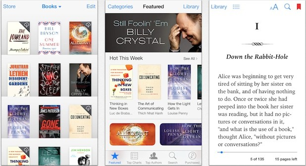 Apple pushes out iOS 704 update alongside redesigned iBooks and iTunes U apps