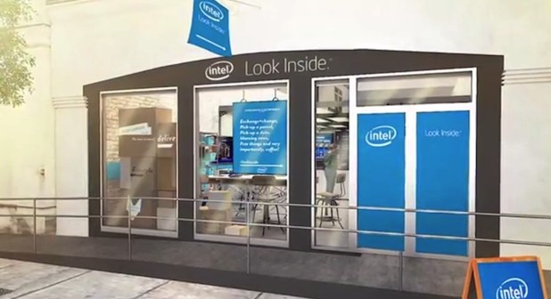 Intel will open its own retail popup stores later this month video