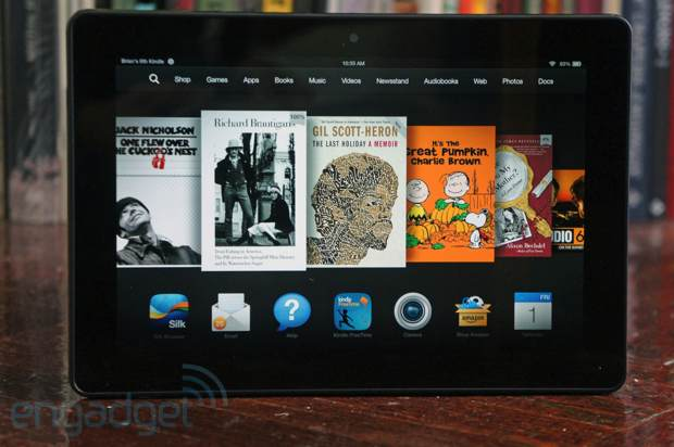 Amazon Kindle HDX 8.9 review: a high-end tablet at a mid-range price