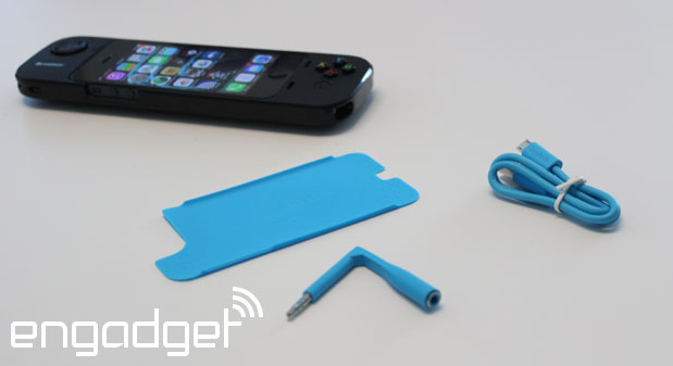 Logitech PowerShell Controller charges your iPhone, adds muchneeded buttons handson
