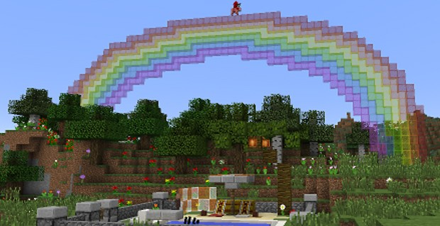 Minecraft players can soon directly livestream their world building