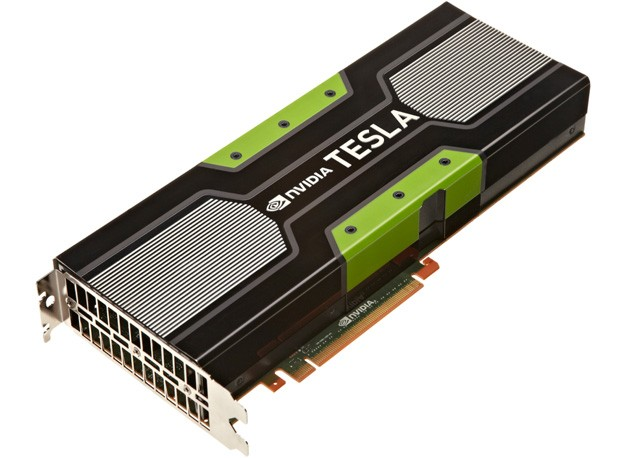 NVIDIA unveils Tesla K40, teams with IBM on supercomputing in the data center