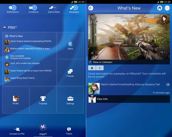 PlayStation 4 launch prep begins now day one update, mobile apps ready to download