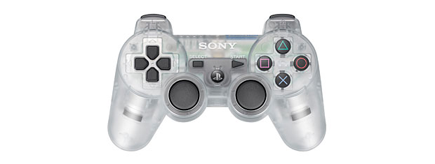 Limited edition PlayStation 3 controller goes 'skeleton style' for Japan, others may say it's seethrough