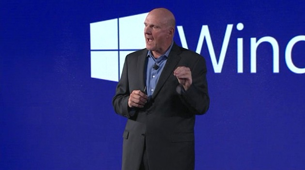 Steve Ballmer says he couldn't
