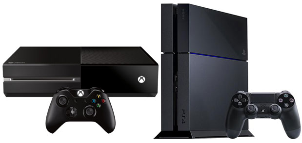 DNP  Xbox One and the PlayStation 4 whats the difference, anyway