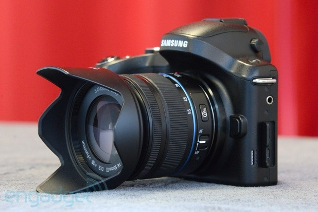 DNP Samsung Galaxy NX review a devastatingly pricey Androidpowered ILC