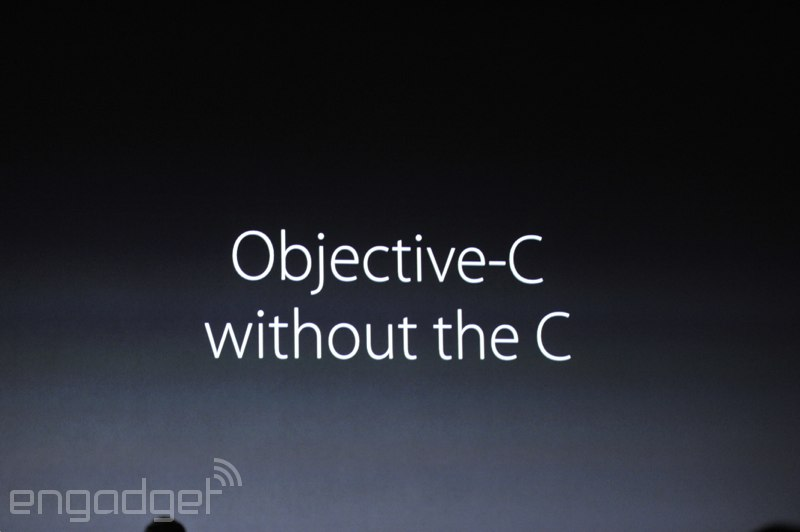 Objective-C without the C
