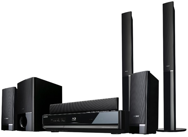 Sony HTIB Blu-ray systems