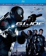 G.I. Joe: The Rise of Cobra - Blu-ray