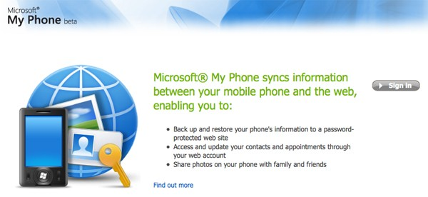 microsoft my phone beta Microsoft SkyBox site goes live ahead of Mobile World Congress