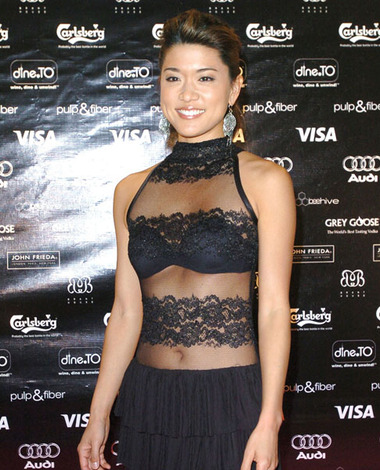 Grace Park, Grace Park photos, hot celebrity women
