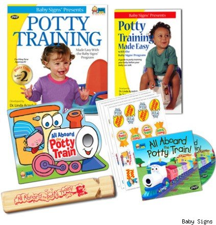 Baby Signs Potty Training