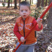 kid raking leaves, credit: Frotzed2, Flickr