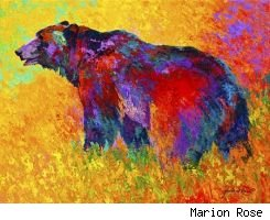 Marion Rose art