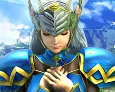 Pic of Valkyrie Profile Lenneth on PSP