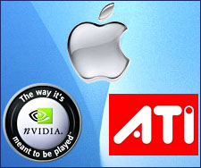 Apple - ATI - Nvidia dilemma