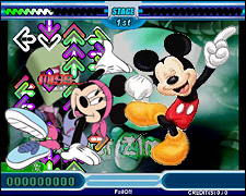 DDR Disney mix announced