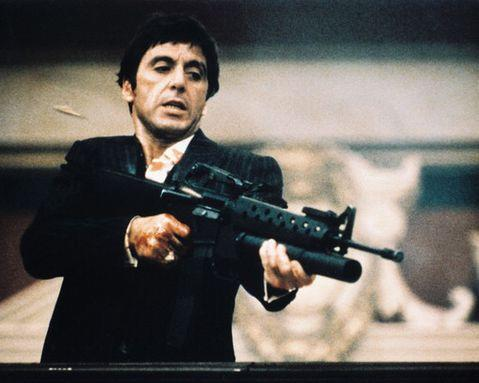 Scarface blows off the Xbox 360
