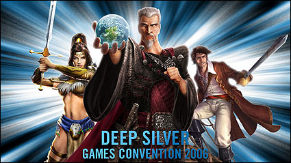 Deep Silver releases tons of screens for Games Con