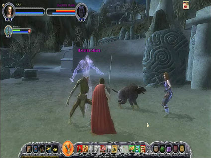 Lord Of The Rings Shadows Of Angmar Gameplay
