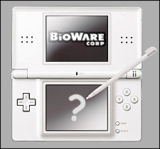BioWare prepares to conquer portable gaming