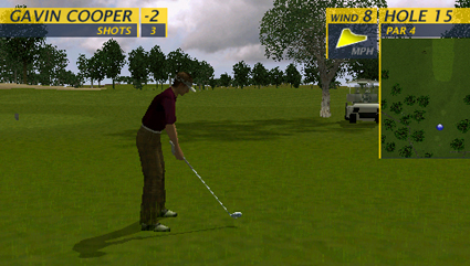 prostroke golf which recently had a name change from world tour golf