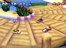 Mini Racers (N64)