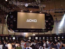 Sony unveils its PSP TGS 2006 lineup