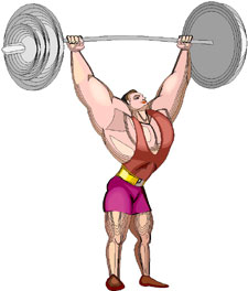 weightlifter