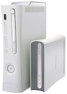 Xbox 360 HD-DVD bundle