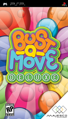 Deal of the Day: Bust-A-Move Deluxe $10 at Circuit City