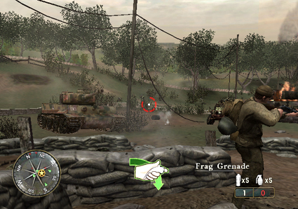 call of duty 3 ps3. Joystiq hands-on: Call of Duty