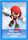 Gasp! Get your Sonic Rivals internet cards before they're all gone