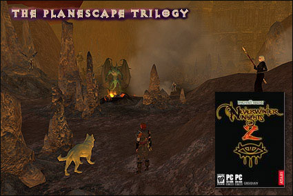 Planescape Trilogy mods planned for NWN2