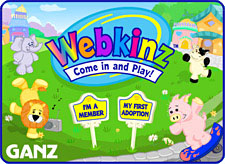 Webkinz - casual gaming for the kids
